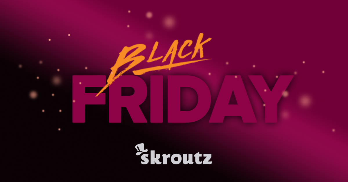 Skroutz Black Friday