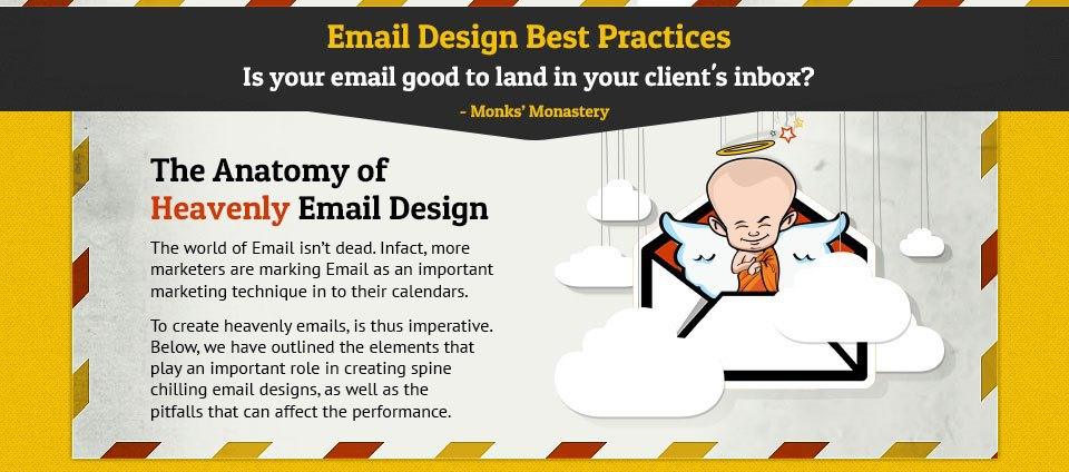 [Infographic] E-mail Design Best Practices