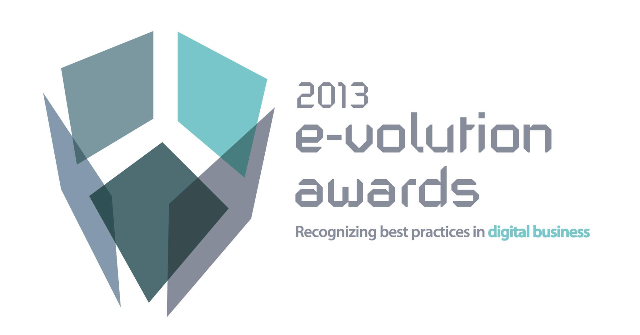 e-Volution Awards Logo