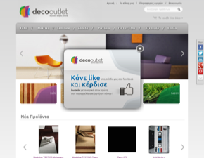 Deco-outlet
