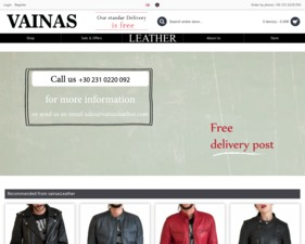 Vainas Leather