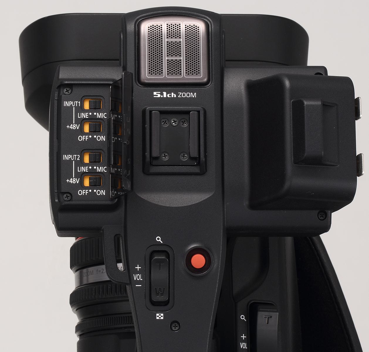 Panasonic Ag Ac90 Professional