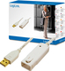 LogiLink USB 2.0 Cable USB-A male - USB-A female 12m (UA0092)