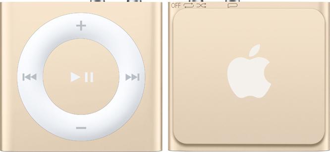 apple ipod shuffle 2gb 4th generation 2015. Black Bedroom Furniture Sets. Home Design Ideas