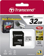 Transcend High Endurance microSDHC 32GB Class 10 with Adapter