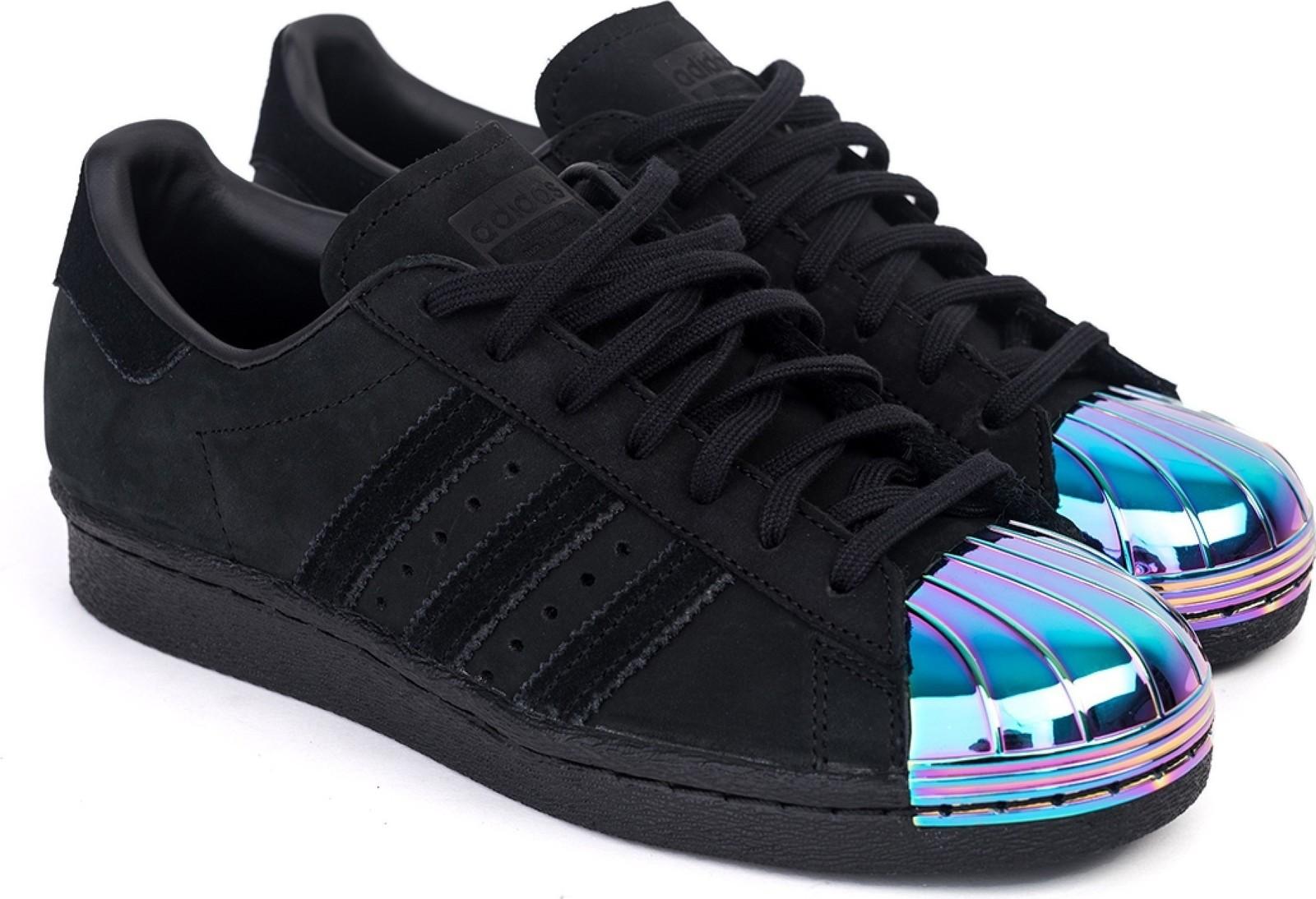 Adidas Metallic Toe Shoes