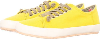 Camper Borne Yellow