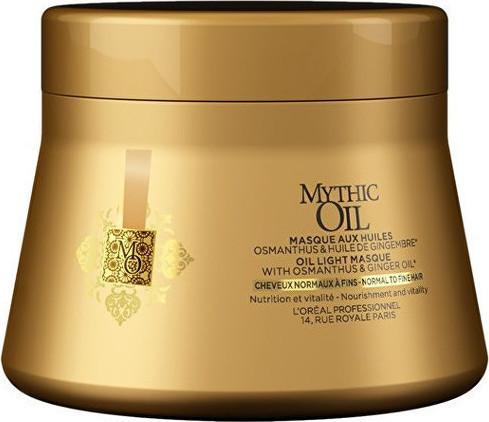 L Oreal Professionnel Mythic Oil New Masque Fine-Normal Hair 500ml ... a2f05bda9dc