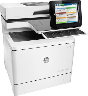 HP LaserJet Enterprise Flow MFP M577c