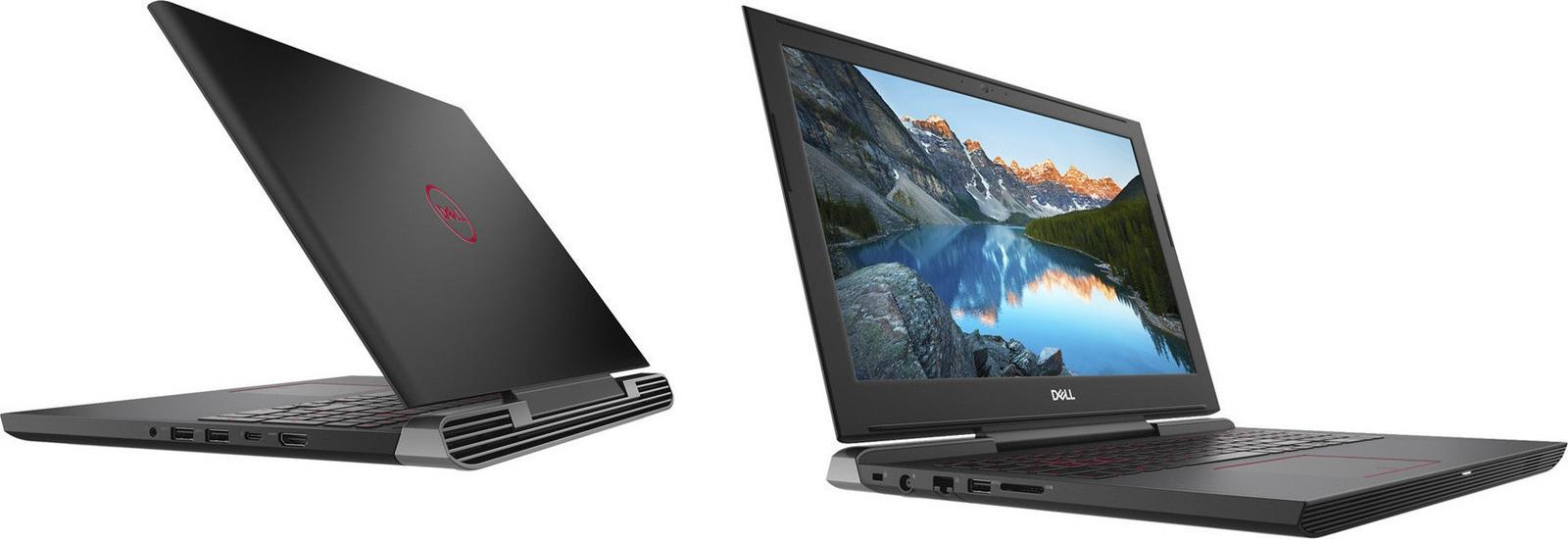 Dell Inspiron 7577 I7 7700hq 16gb 1tb 256gb Geforce Gtx 1060 Fhd Xps 15 9570 8750h 512gb 1050ti Win10 Pro 156 4k