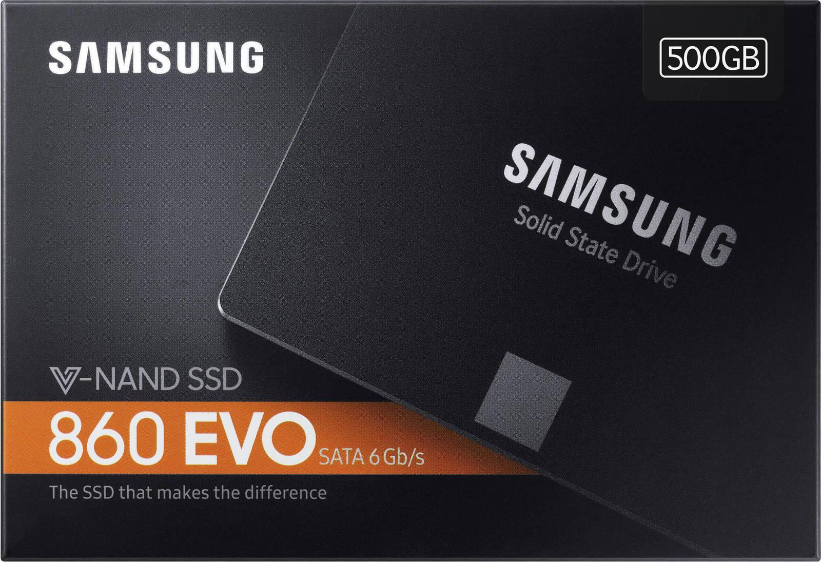 69711c229b Samsung 860 Evo 500GB - Skroutz.gr