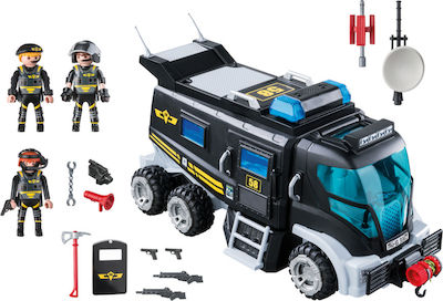 Playmobil City Action: SWAT Truck
