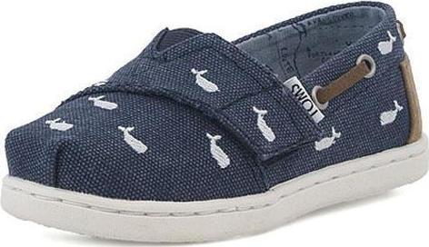 6697c785f30 Toms Oceana Navy Whale Embroidery Tiny Biminis 10011564 Μπλε ...