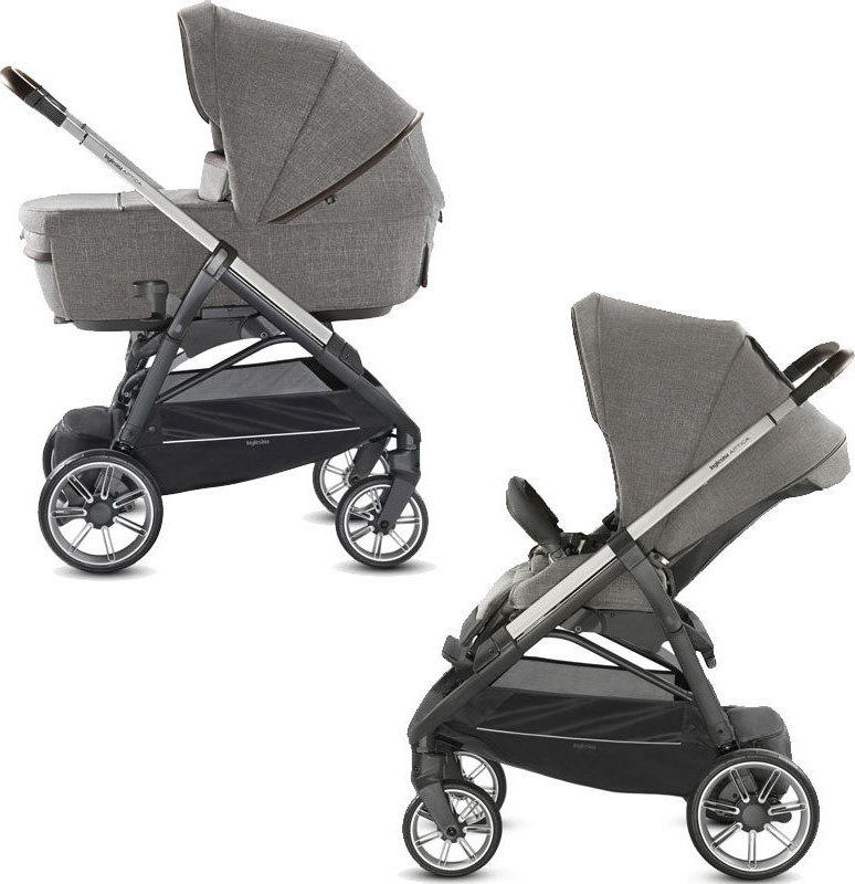 2d62cf3f49a Inglesina Aptica Duo Mineral Grey - Skroutz.gr