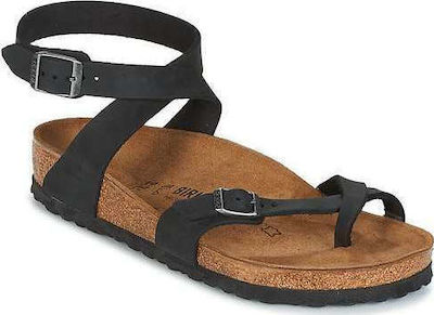 Birkenstock Yara 1011442 Regular Fit Black