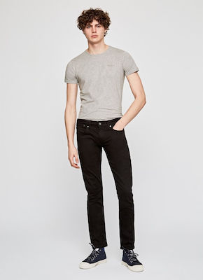 Pepe Jeans Hatch Slim Fit Low Waist PM200823S92-000 Black