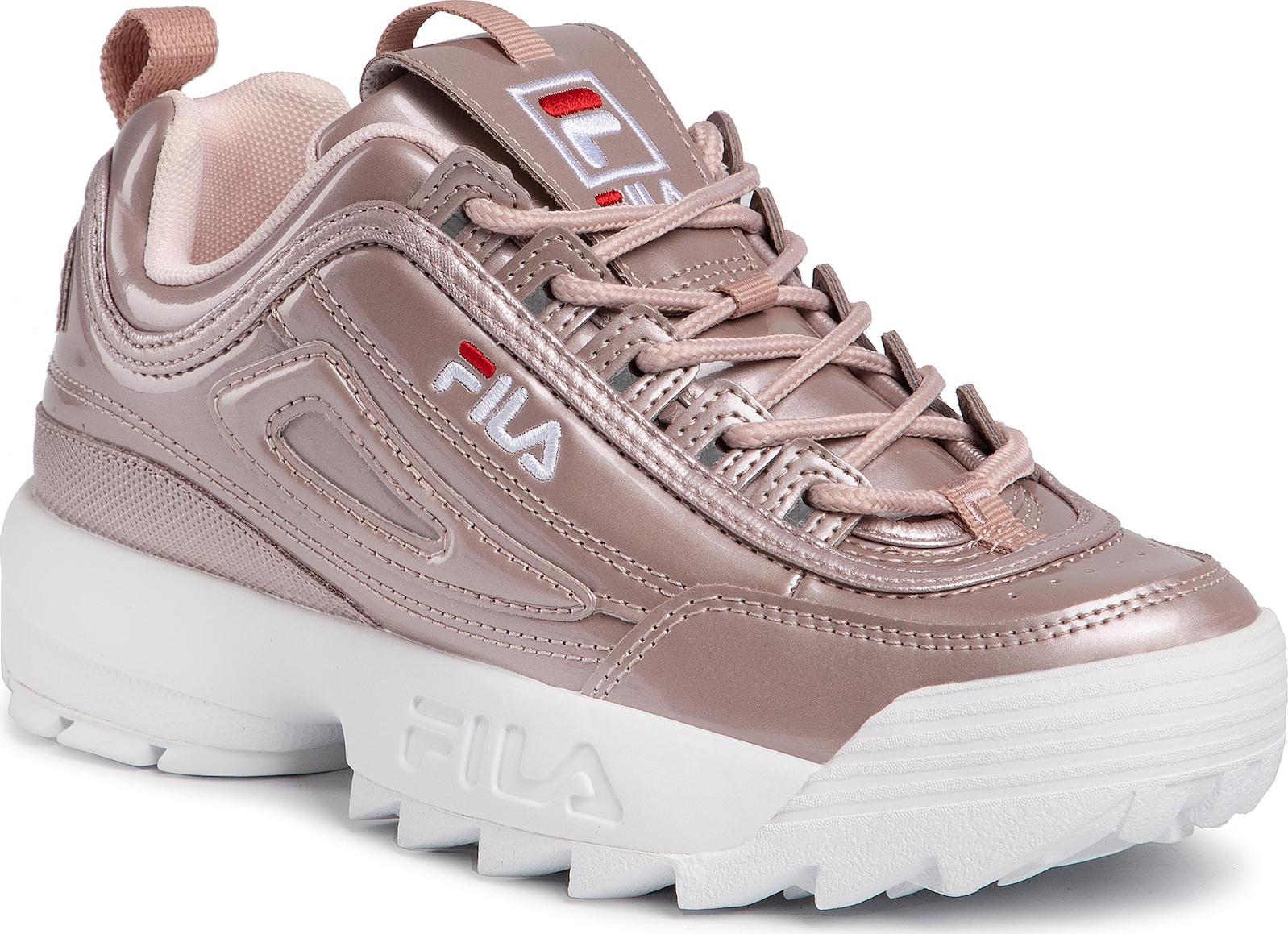 Sneakers Fila Ασημί Skroutz.gr