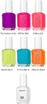 Essie Neon 2016 Collection Gallery Gal