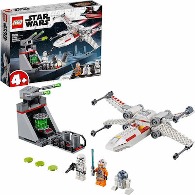 Lego Star Wars: X-Wing Starfighter Trench Run 75235