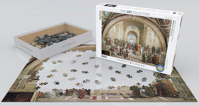 School of Athens by Sanzio Raphael 1000pcs