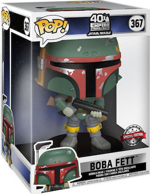 Pop! Movies: Star Wars 40Years Empire Strikes Back - Boba Fett 367 Supersized 25cm