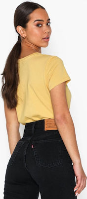 Levi's The Perfect Tee 17369-0778 Yellow