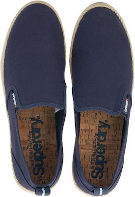 Superdry Hybrid MF110018A-24S Blue