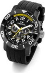 TW Steel divers watch 45mm rubber band TW74