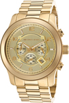 Michael Kors XL Chronograph Gold Stainless Steel MK8077
