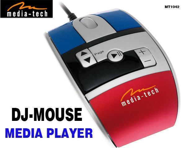 dj Tech Mouse Media-tech dj Mouse Optical