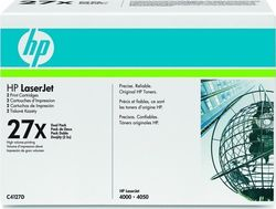 HP 27X Black 2-pack Toner (C4127D)