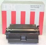 IBM 63H2401 Black Toner Cartridge