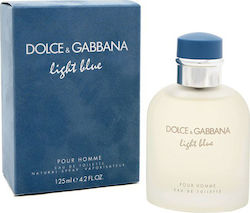 Dolce & Gabbana Light Blue Homme Eau de Toilette 125ml