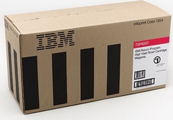IBM 75P4056 Cyan High Capacity Laser Toner Cartridge