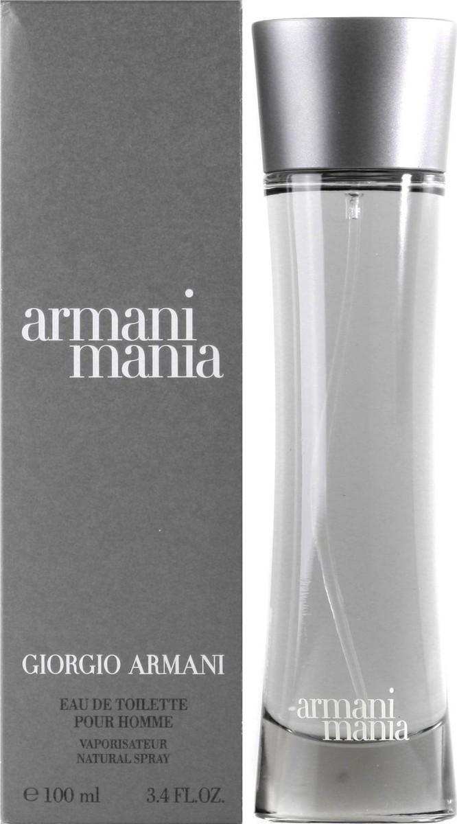 65defd617b Προσθήκη στα αγαπημένα menu Giorgio Armani Mania Homme Eau de Toilette 100ml