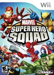 Marvel Super Hero Squad (Nintendo Wii)