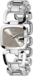 Gucci YA125402 Ladies G-Gucci G-Collection Collection Stainless Steel