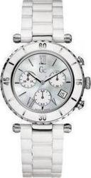 Guess Ladies Watch Chronograph Diver Chic I43001M1