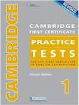 Revised Cambridge FCE 1 Practice Tests