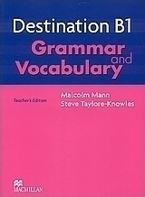 Destination B1: Grammar and Vocabulary