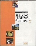 Speaking, Listening and Writing 2