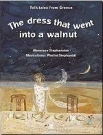 The Dress that Went into a Walnut