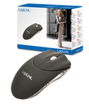 LogiLink Mouse Wired Laser USB PS/2