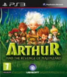 Arthur and the Revenge of Maltazard (Playstation 3)