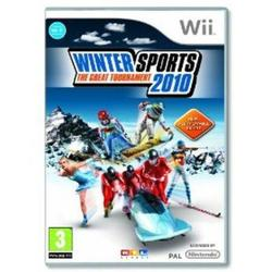 Winter Sports 2010 The Great Tournament Wii