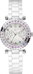 Guess Collection White Ceramic Bracelet Callendar 92000L1