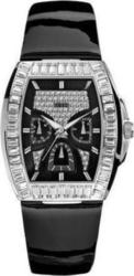 Guess Iceberg Black Strap Ladies W19001L1