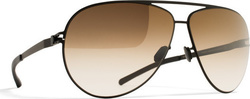 Mykita Cooper Black / Bronze Gradient Flash