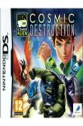 Ben 10: Ultimate Alien - Cosmic Destruction DS