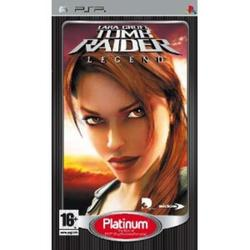 Tomb Raider Legend (Platinum) PSP